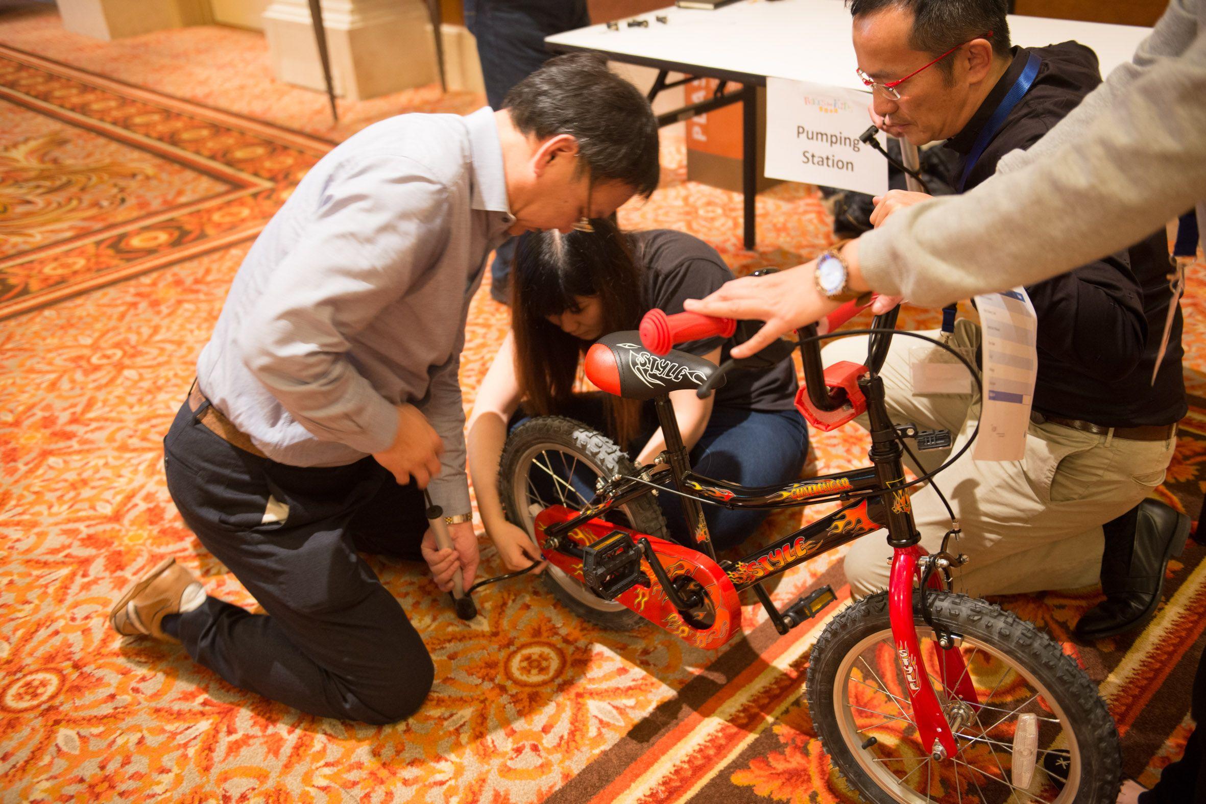 CSR Activity Hong Kong Bikes