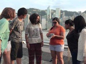 Discovery Hong Kong Team Building