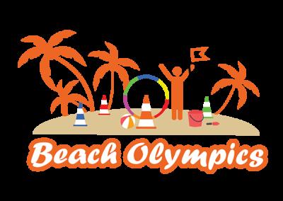 Beach Olympics Hong Kong