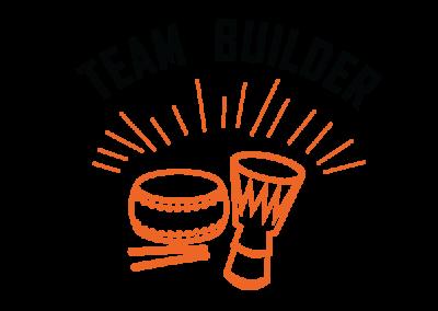 Drumming Team Builder