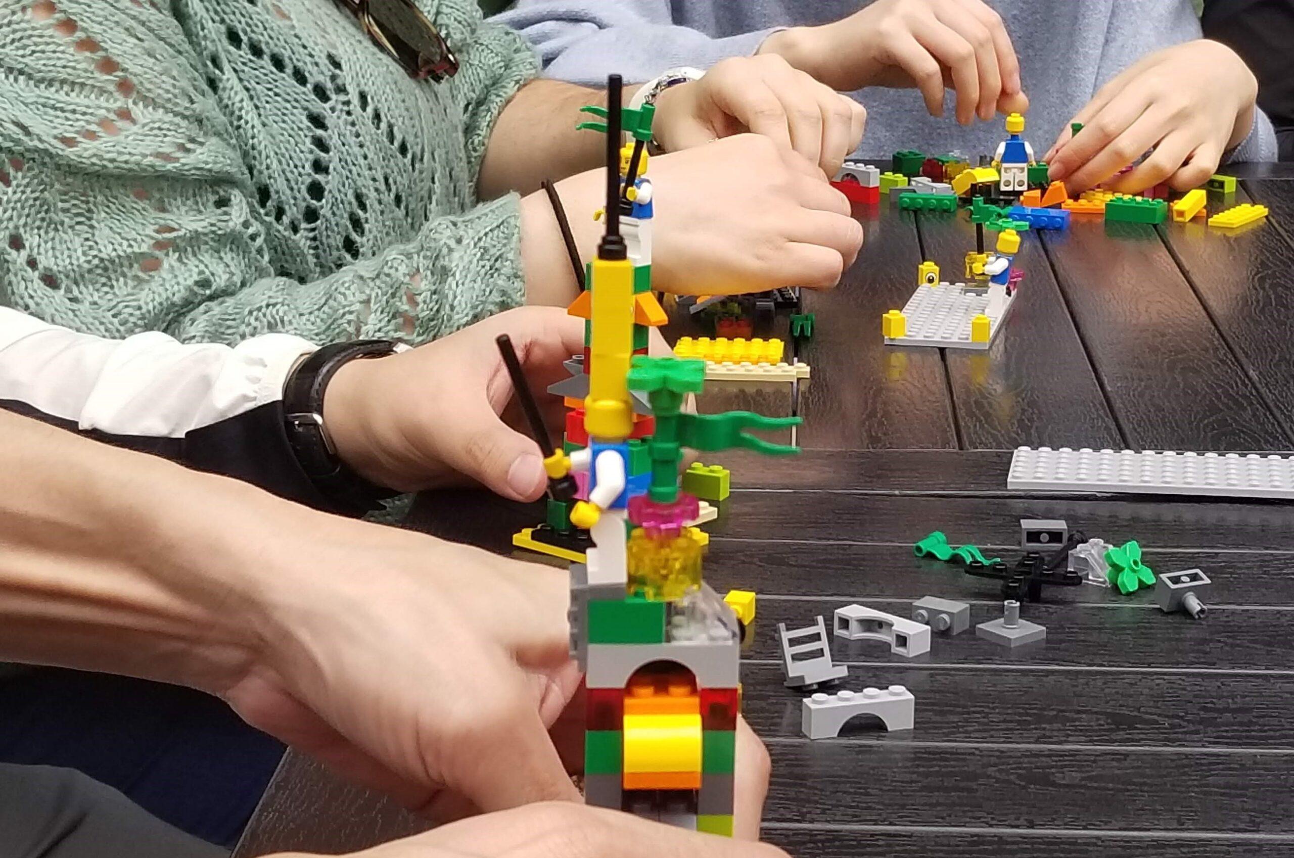creative Team building hong kong