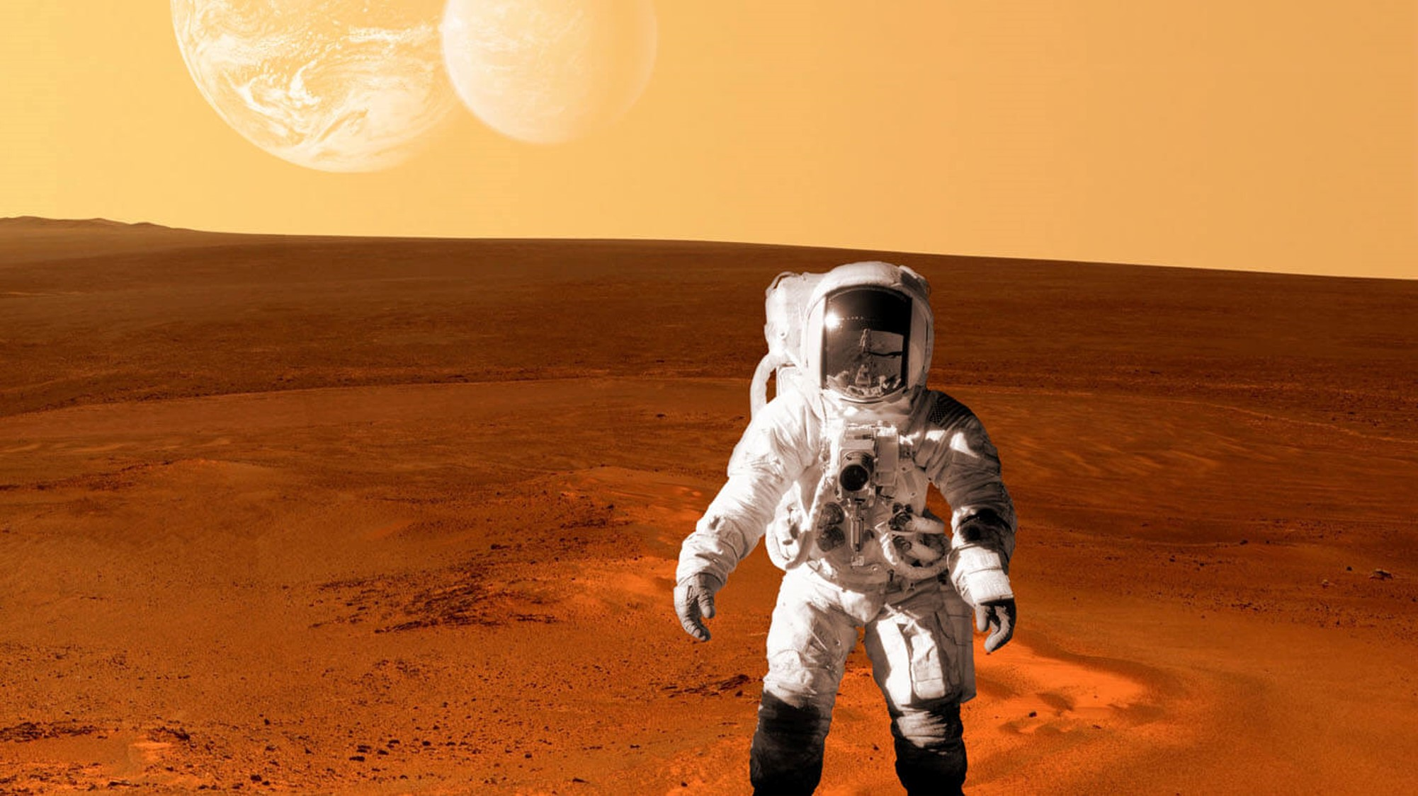 Mission to Mars, virtual team building